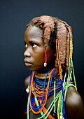 Mwila people are an ethnic group living in southern Angola, in the area of Huila. They actually are part of the Nyaneka, a larger ethnic group. According to their oral tradition, they settled down in that area during the 17th century, because of a drought