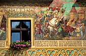 'Ulm, Baden Wurttemberg, Germany. Rathaus (Town Hall - 16thC; original frescos 1540).'