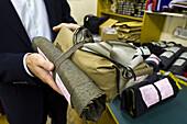 richard james tailoring in london.
