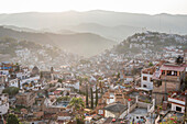 'The ''Pueblo Magico'' of Taxco, Guerrero, Mexico, is bathed in the early morning light'