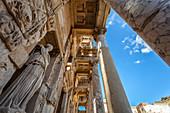 'Celsus Library; Ephesus, Turkey'