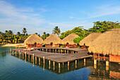 'Saint Georges Caye Resort; Belize City, Belize'