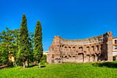Trajan thermae, Forum Romanum, Rome, Latium, Italy