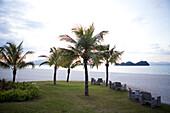 Malaysia, Kedah state, Andaman Sea, Langkawi island, Four Seasons Resort, Tanjung Rhu beach