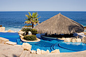 Mexico, Baja California Sur, Los Cabos Corridor, One and Only Palmilla Hotel near de San Jose del Cabo, swimming pool for adults only