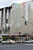 House fassade in Neukoelln, Berlin, Germany