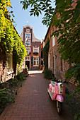 Haus Samson, Leer, East Friesland, Lower Saxony, Germany