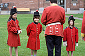 Canada, New Brunswick, Fredericton, historical adventure for children, a day of a soldier's life