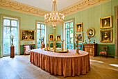 France, Paris, Musee Marmottan, Empire Style furniture