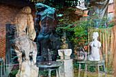 Frankreich, Paris, Musée Bourdelle, der sterbende Centaur Skulptur