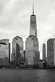 World Trade Center and Skyline Manhatten, New York City, New York, USA
