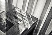 The New York Times, New York City, New York, USA
