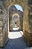 Pergamon Ancient Greece Asia Minor Turkey