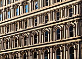 Office building in Old Montreal, Montreal, Quebec, Canada