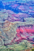 South Rim, Grand Canyon National Park, UNESCO World Heritage Site, Arizona, United States of America