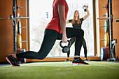 Fitnessclub, Fitness Studio, Fitness, Training, Sport