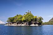 Small Island, Ambon, Moluccas, Indonesia