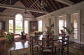 Interior of Good Hope Estate near Falmouth, Saint James, Jamaica