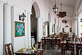 Seagrape Restaurant at Half Moon Resort Rose Hall, near Montego Bay, Saint James, Jamaica