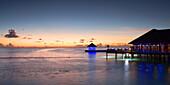 Olhuveli Beach and Spa Resort, South Male Atoll, Kaafu Atoll, Maldives, Indian Ocean, Asia