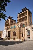 Iran, Tehran, Golestan Palace, Unesco world heritage