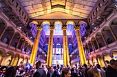 Event at the National Building Museum in Washington DC.