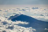 Mount Etna, volcano, Sicily, Tyrrhenian Sea, Mediterranean Sea, Italy, Europe