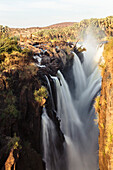 Epupa falls, Kunene, Kunene River, Namibia, Africa
