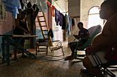 In a Residential house, La Havana Vieja, Havana, Cuba