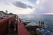 Hotel complex with sea views, Havana Miramar, Cuba