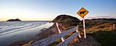 Küstenlandschaft, Ost-Kap, Gisborne, Nordinsel, Neuseeland, Ozeanien