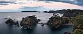 Küstenlandschaft, Nordinsel, Neuseeland, Ozeanien