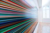 Gerhard Richter, STRIP, 2012, KICo Collection, Lenbachhaus, Munich