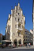 Hotel am Markt, Heilig-Geist-Strasse 6, Viktualienmarkt, Munich, Upper Bavaria, Bavaria, Germany