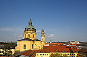 Theatine church St. Kajetan, Old town, Munich, Upper Bavaria, Bavaria, Germany