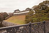Fushimi-Yagura of Imperial Palace, Chiyoda-ku, Tokyo, Japan