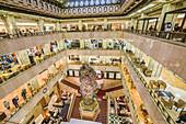 Inside Luxury Shopping Center Mitsukoshi, Nihonbashi, Chuo-ku, Tokyo, Japan
