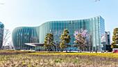 Roppongi National Art Center Tokyo, Minato-ku, Tokyo, Japan