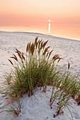 Sommer, Sonne, Sonnenuntergang, Strand, Ostsee, Mecklenburg-Vorpommern, Deutschland, Europa