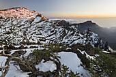 Caldera de Taburiente, island of La Palma, Canary Islands, Spain