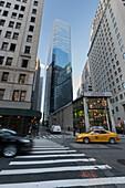 Pearl Street, Manhattan, New York City, New York, USA