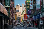 Chinatown, Manhattan, New York City, New York, USA