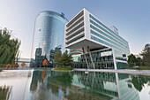 District Two, OMV Tower, 2nd district of Leopoldstadt, Vienna, Austria