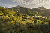 Estellencs, Mallorca, Balearic Islands, Spain