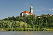 Castle Wallsee, Danube, Mostviertel, Lower Austria, Austria