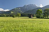 Zugspitze, Gailtal Alps, Carinthia, Austria