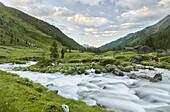 Hofalm, Debantbach, Debanttal, National Park Hohe Tauern, East Tyrol, Tyrol, Austria