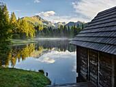 Schattensee, Krakauschatten, Schladminger Tauern, Steiermark, Österreich