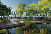 River Terrace, Manhatten, New York City, New York, USA