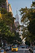 5th Avenue, Empire State Building, Manhatten, New York City, New York, USA